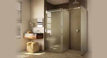 Kinetic Shower Door